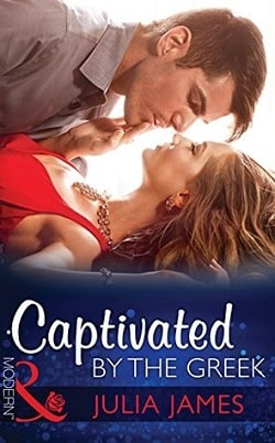 Captivated by the Greek by Julia James