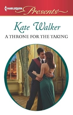 A Throne for the Taking by Kate Walker