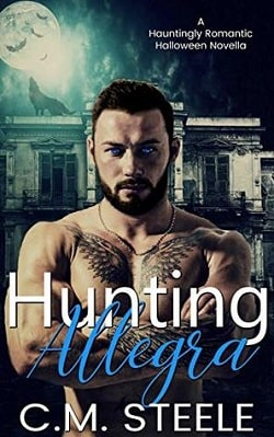 Hunting Allegra by C.M. Steele