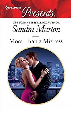 More than a Mistress by Sandra Marton