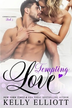 Tempting Love (Cowboys & Angels 3) by Kelly Elliott