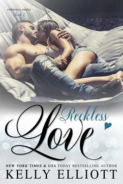 Reckless Love (Cowboys & Angels 7) by Kelly Elliott