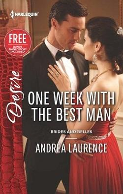 One Week with the Best Man-Reclaimed by the Rancher by Andrea Laurence.jpg