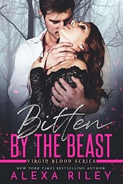 Bitten by the Beast (Virgin Blood 1) by Alexa Riley.jpg
