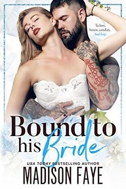 Bound To His Bride by Madison Faye.jpg