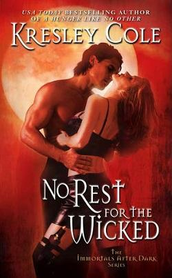 No Rest for the Wicked (Immortals After Dark 3) by Kresley Cole.jpg