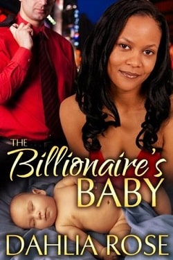 The Billionaire's Baby by Dahlia Rose.jpg