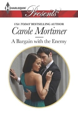 A Bargain with the Enemy by Carole Mortimer.jpg