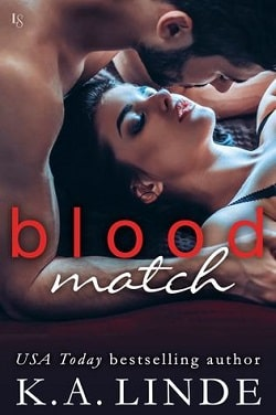 Blood Match (Blood Type 2) by K.A. Linde.jpg