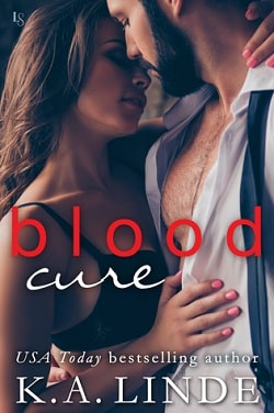 Blood Cure (Blood Type 3) by K.A. Linde.jpg