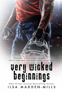 Very Wicked Beginnings (Briarwood Academy 1.5) by Ilsa Madden-Mills.jpg