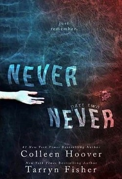 Never Never: Part Two (Never Never 2) by Colleen Hoover