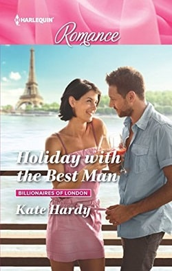 Holiday with the Best Man by Kate Hardy