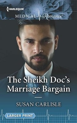 The Sheikh Doc's Marriage Bargain by Susan Carlisle