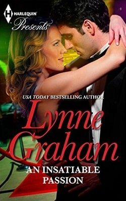 An Insatiable Passion by Lynne Graham