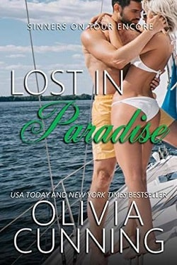 Lost in Paradise: A Sinners on Tour Honeymoon (Sinners on Tour 6.8) by Olivia Cunning