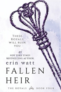 Fallen Heir (The Royals 4) by Erin Watt, Elle Kennedy, Jen Frederick