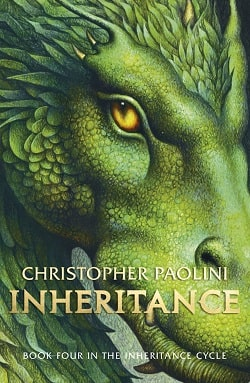 Inheritance (The Inheritance Cycle 4) by Christopher Paolini