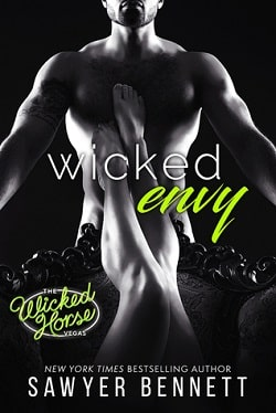 Wicked Envy (Wicked Horse Vegas 3) by Sawyer Bennett