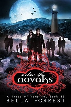 A Clan of Novaks (A Shade of Vampire 25) by Bella Forrest