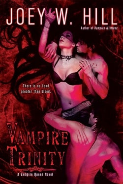 Vampire Trinity (Vampire Queen 6) by Joey W. Hill