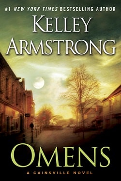 Omens (Cainsville 1) by Kelley Armstrong