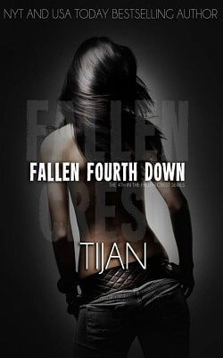 Fallen Fourth Down (Fallen Crest High 4) by Tijan