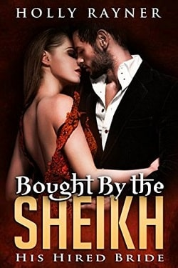 His Hired Bride (The Sheikh's American Love 1) by Holly Rayner