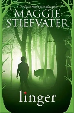 Linger (The Wolves of Mercy Falls 2) by Maggie Stiefvater