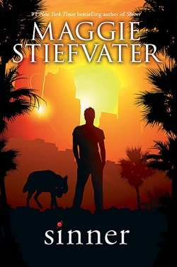 Sinner (The Wolves of Mercy Falls 4) by Maggie Stiefvater