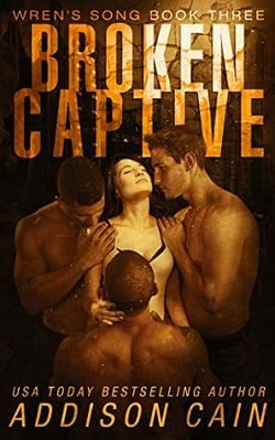 Broken Captive (Wren's Song 3) by Addison Cain