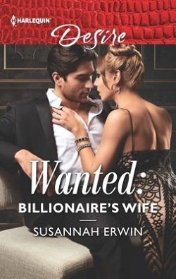Wanted: Billionaire's Wife by Susannah Erwin
