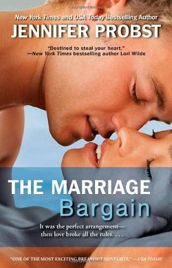 The Marriage Bargain (Marriage to a Billionaire 1) by Jennifer Probst
