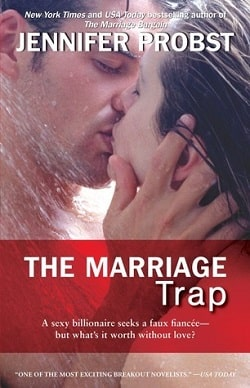 The Marriage Trap (Marriage to a Billionaire 2) by Jennifer Probst