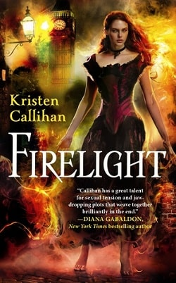Firelight (Darkest London 1) by Kristen Callihan