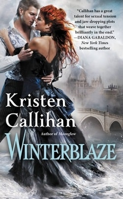 Winterblaze (Darkest London 3) by Kristen Callihan
