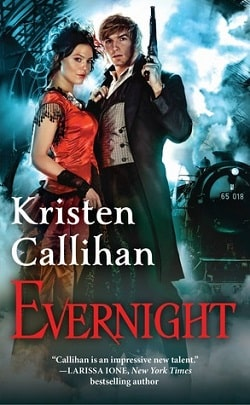 Evernight (Darkest London 5) by Kristen Callihan