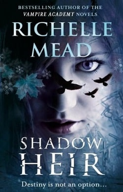 Shadow Heir (Dark Swan 4) by Richelle Mead