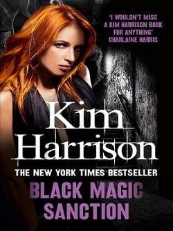 Black Magic Sanction (The Hollows 8) by Kim Harrison