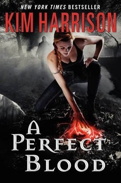 A Perfect Blood (The Hollows 10) by Kim Harrison