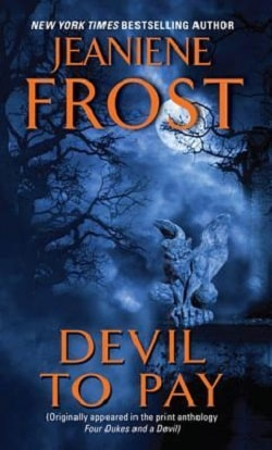 Devil to Pay (Night Huntress 3.5) by Jeaniene Frost