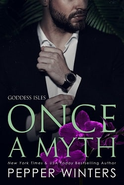 Once A Myth (Goddess Isles 1) by Pepper Winters