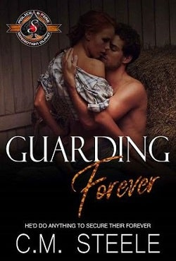 Guarding Forever by C.M. Steele