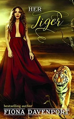 Her Tiger (Shifted Love 3) by Fiona Davenport