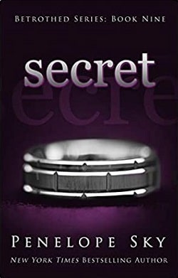 Secret (Betrothed 9) by Penelope Sky