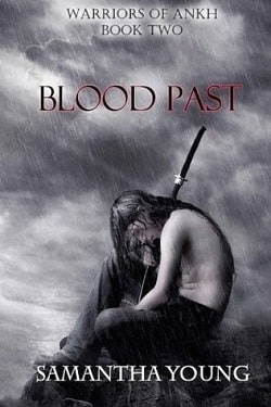 Blood Past (Warriors of Ankh 2) by Samantha Young