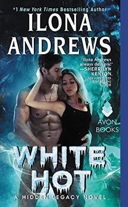 White Hot (Hidden Legacy 2) by Ilona Andrews