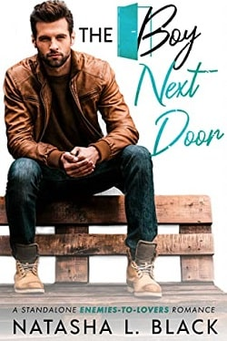 The Boy Next Door by Natasha L. Black