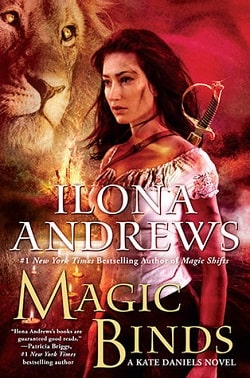 Magic Binds (Kate Daniels 9) by Ilona Andrews