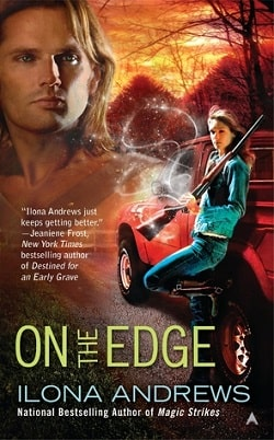 On the Edge (The Edge 1) by Ilona Andrews